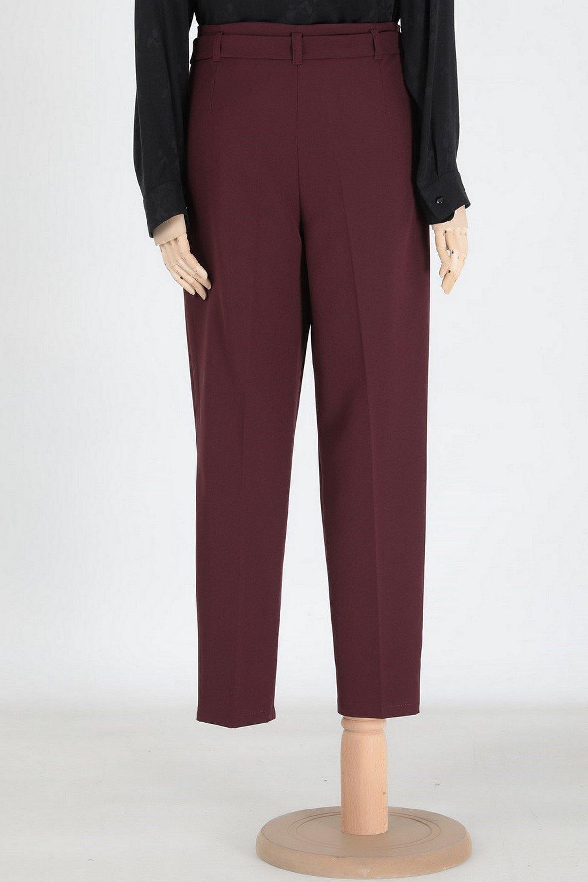 Fa Belden Bağlamalı Kadın Pantolon